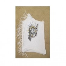 White Shoulder T-shirt