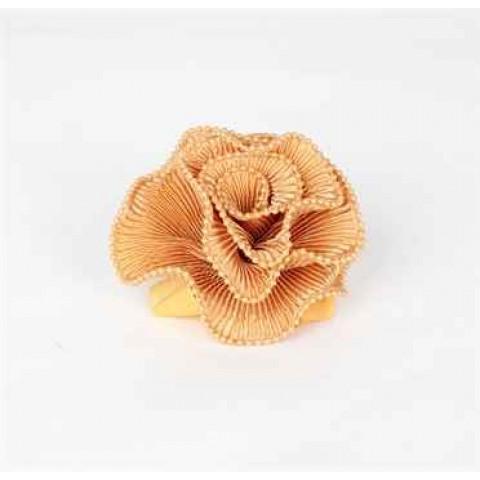 包裝絲帶 (橙珠珠)