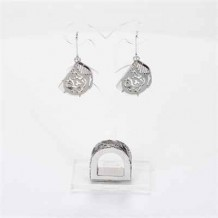 Ring + Earrings Set