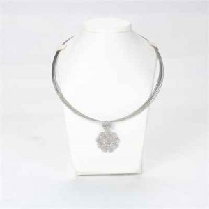 Pendant - Sterling Silver Necklace