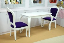 Dinning Table and Chairs for Two