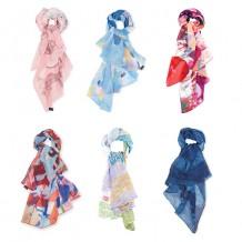 Lovely Silk Scarves