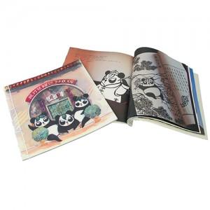 Livro da Casa do Mandarim Soda Panda