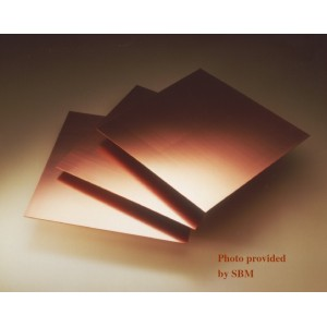 Epoxy Resin Copper-Clad Laminate ELC-4970 1.2t