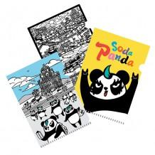 Soda Panda Rock & Roll/Soda Panda em Macau - Arquido de Designer A4