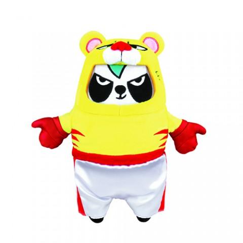 限量版梳打熊貓角色扮演 十二生肖系列公仔(泰哥遊泰國)