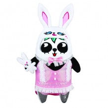 Around the World - Soda Panda Zodiacs Plush Doll The French Cabaret Bunny