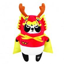 À Volta do Mundo - Zodíaco Soda Panda - Peluche Princípe Dragão Chinês