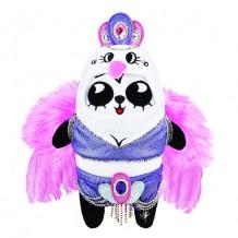 限量版梳打熊貓角色扮演 十二生肖系列公仔(聞雞起舞遊巴西)