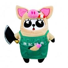 限量版梳打熊猫角色扮演 十二生肖系列公仔(猪肉荣游德国)