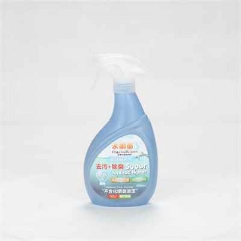 Água Super-Ionizada Água (Descontaminação + Desodorante = 2 em 1 fórmula) SI-500 e do SI-60