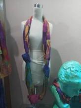 絲巾 04