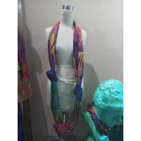 丝巾 04