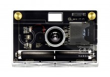 CROZ D.I.Y. Camera-VANGUARD 晶透前衛