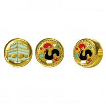 """Ouro maciço a 3D de """"Macao Imprint"""" — Pilgrims (Success)"""