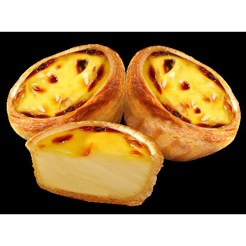 Frozen Portuguese Egg Tart