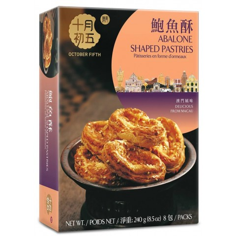 Abalone pastries