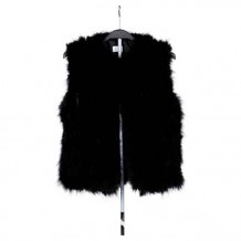 Feather Garment (Black Color)