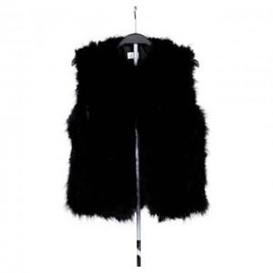 Feather Garment (Black Color)