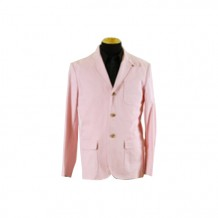 Pink Man Suit