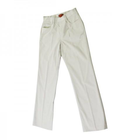 杏色防水褲