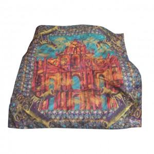 丝巾 06