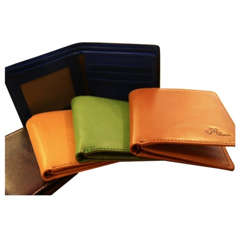 Wallet with Photo Insert
