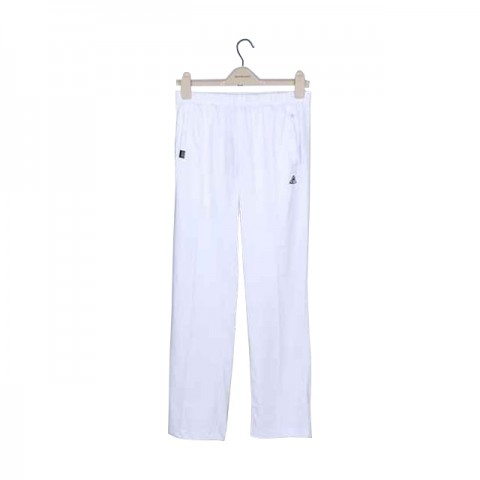 女装白色长裤