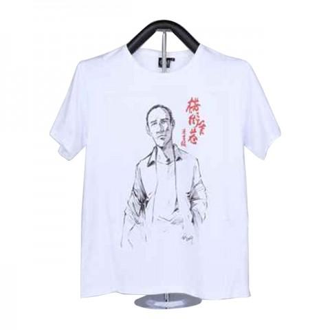 <<橫街窄巷>>T恤01 (父親)