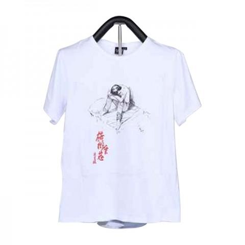 <<橫街窄巷>>T恤02 (兒子)