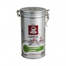LOTUS Cafés -100% Columbian Organic Coffee