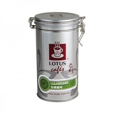 LOTUS Cafés -100% Columbian Organic Coffee