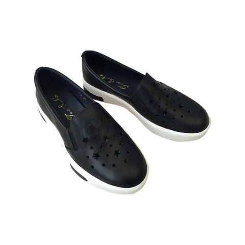 黑色星星波鞋