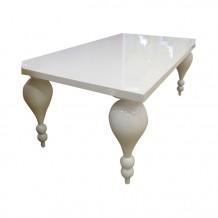 Long White Table