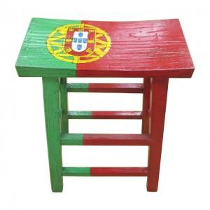 宅木設計吧椅 - 葡國