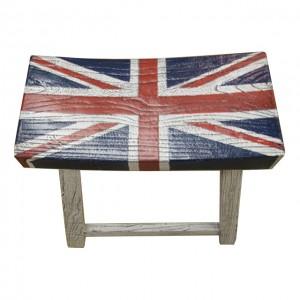 宅木設計吧椅 ─ 英國(矮)