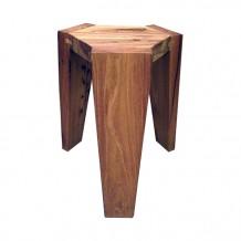 榆木六角凳 1a