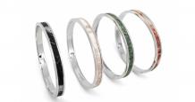 大理石系列手环(钢色)