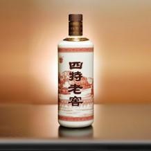 中式酒 - 四特老窖