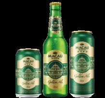"""Cerveja """"Macau Beer"""""""