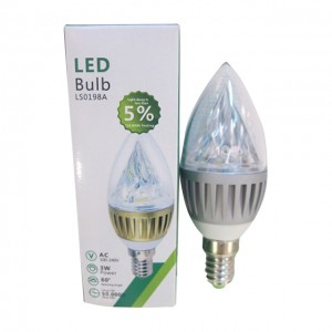 Lâmpada de LED 02