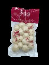 White fish balls
