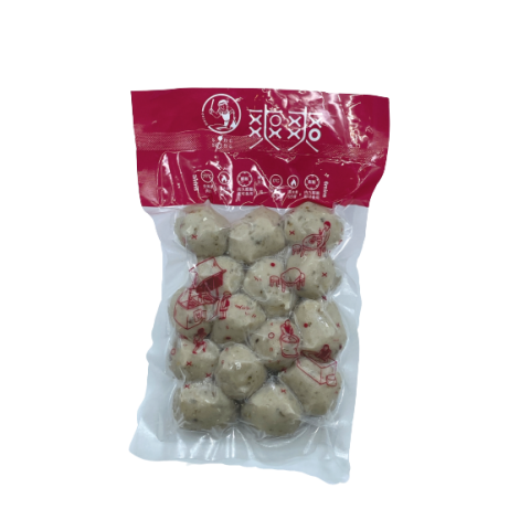 Dace fish balls