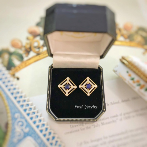 印象澳门 - 18K金、蓝宝石、钻石