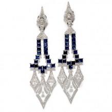 'Times' earrings