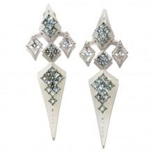 'Prom Legend' earrings