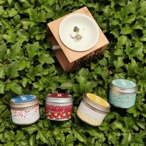 Amulet Roasted Tea  Soymelt Series
