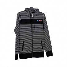 Stripe sports jacket
