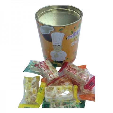 罐樽水果味紐結糖