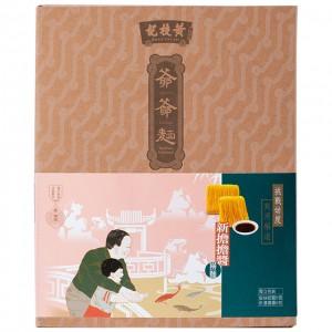爷爷面-新担担酱捞面(一盒8个)